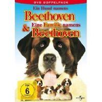 HUND NAMENS BEETHOVEN/FAMILIE NAMENS B - 2 DVD NEUF CHARLES GRODIN,BONNIE HUNT