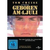 GEBOREN AM 4 JULI -  DVD NEUF TOM CRUISE,RAYMOND J.BARRY,KYRA SEDGWICK