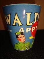 Sakura Stoneware Vintage Labels  Coffee Mug Tea Cup Waldorf Apples CA Fruit
