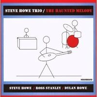 STEVE TRIO HOWE - THE HAUNTED MELODY  CD NEUF