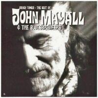JOHN MAYALL & THE BLUESBREAKERS -SILVER TONES-THE BEST OF JOHN MAYALL... CD NEUF