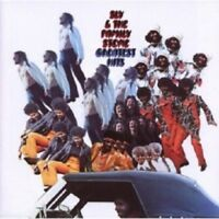 SLY & THE FAMILY STONE - GREATEST HITS  CD 12 TRACKS DISCO / DANCE BEST OF  NEUF