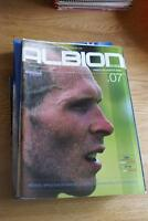 West Bromwich Albion V Preston North End 18th Sep 2001