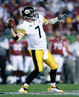 BEN ROETHLISBERGER PITTSBURGH STEELERS 8X10  PHOTO (K)