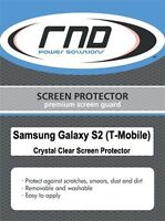 Screen Protector Samsung Galaxy S II (T-Mobile Version) Ultra Crystal Clear
