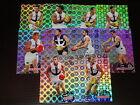 2008 AFL SELECT CLASSIC HOLOFOIL TEAM SET OF 10 CARDS FREMANTLE