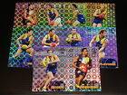 2008 AFL SELECT CLASSIC HOLOFOIL TEAM SET OF 10 CARDS WEST COAST EAGLES