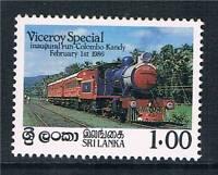 Sri Lanka 1986 Viceroy Special Train SG 924 MNH