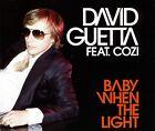 DAVID GUETTA - Baby when the light