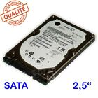 "Disque dur interne 2,5"" SATA 80 Go Seagate ST980813AS SATA300 7200RPM 8MO P3V"