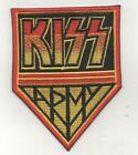 KISS ARMY IRONON PATCH BUY 2 GET 3 + FREE POSTAGE
