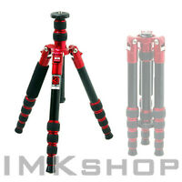 HORUSBENNU M-2531T (Red Colour) Camera Traveler Tripod for DSLR SLR