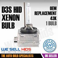 D3S 4300K HID XENON BULBS  OEM Replacement DIRECT FACTORY Quartz Audi A3 A4 , UK