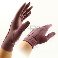 New Power Ionics Women's  F.I.R Magnetic Fiber Breathable Slim Arthritis Gloves