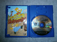 PLAYSTATION 2 - THE SIMPSONS SKATEBOARDING