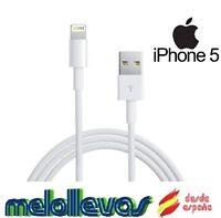 Lightning USB 8PIN Datos Cargador Cable para iPhone 5 iPod Touch iPad mini