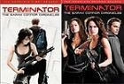 Terminator: The Sarah Connor Chronicles - The Complete First  Second Season (DVD, 2009, 9-Disc Set)