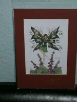 Amy Brown - Cosmos - Matted  Petite - SIGNED
