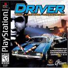 Driver (Sony PlayStation 1, 1999) - European Version