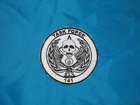 PATCH CALL OF DUTY - TASK FORCE 141 - RICAMATO TERMOADESIVO diametro 8 cm