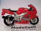 Motorrad Kawasaki Ninja ZX-7R in 1:18 Maisto Modell + Datenblatt von Super Bikes