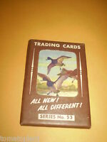Vintage Trading Cards Arrco Brown Package