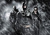 THE DARK KNIGHT RISES BATMAN NEW ART PRINT POSTER YF1412