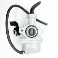 HS PZ 22mm Lever Choke Carby Carburetor 110cc 125cc PIT Quad Dirt Bike ATV Buggy