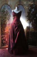 VICTORIAN/Edwardian 8-10 MASQUERADE Theme Dress - BALLGOWN/TITANIC/Downton Abbey