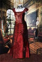 VICTORIAN/Edwardian 10/12 Period Themed Dress/MASQUERADE/Downton Abbey/TITANIC
