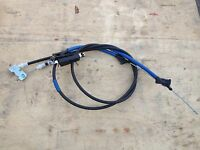 VAUXHALL ASTRA G MK4 (98-02) HAND BRAKE CABLE MODELS WITH DISCS BRAKES REAR NEW