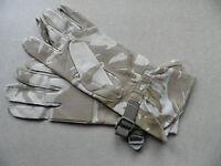 British Army Leather Desert DPM gloves. New & unissued. Most sizes.