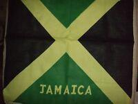 New JAMAICA FLAG Bandana Du-Rag Head Scarf