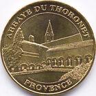 83 LE THORONET ABBAYE MÉDAILLE MONNAIE DE PARIS 2011 JETON TOKEN MEDALS COINS
