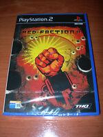 RED FACTION II PS2 (PAL ESPAÑA PRECINTADO)