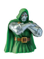 Marvel Universe Dr. Doom Bust Bank NEW Coin Bank Figure Statue Toys Classic