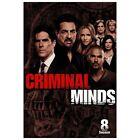 Criminal Minds: The Eighth Season (DVD, 2013, 6-Disc Set)