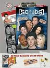 Scrubs: The Complete Collection (DVD, 2010, 26-Disc Set, Collectible Lenticular Cover)
