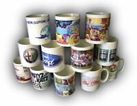Photo and text Mugs Great for Anniversary's Birthdays Free Delivery Gift Boxed