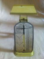 Antique Vintage Postal Scale - IDL Mfg & Sales Corp NY USA