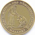 81 MAZAMET MAISON DES MÉMOIRES MÉDAILLE MONNAIE DE PARIS 2008 JETON TOKEN MEDALS