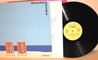 Manfred Mann's Earth Band - Chance GER 1980 LP Vinyl