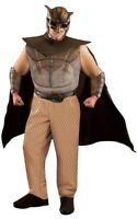LICENSED NIGHT OWL WATCHMAN ADULT MENS PLUS SIZE FANCY DRESS HALLOWEEN COSTUME