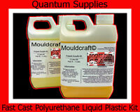 EasyFlo 60 - 2 Litre Fast Cast Polyurethane Liquid Plastic Kit