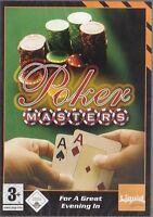 Poker Master (PC), Good Windows XP, Windows Me, Windows  Video Games