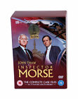 Inspector Morse - The Complete Collection (DVD, 2012, 18-Disc Set, Box Set)