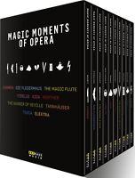 Magic Moments of Opera (DVD, 2011, 11-Disc Set) Like New!