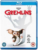 Gremlins [Blu-ray] [1984] [Region Free] New & Sealed