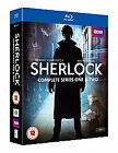 Sherlock - Series 1-2 - Complete (Blu-ray, 2012, 4-Disc Set, Box Set)