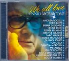 Ennio MORRICONE - We All Love (17 Artist) CD Sealed